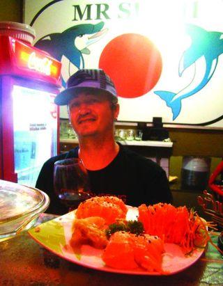 Mr sushi 3