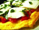 Pizza de omelete 2